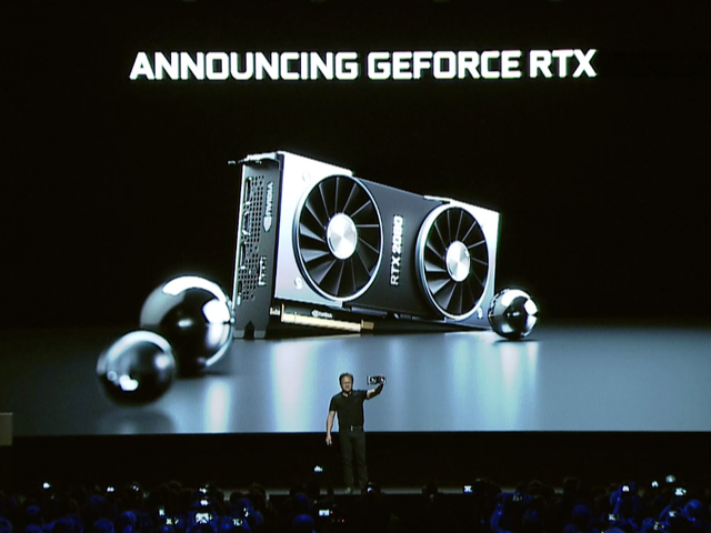 Nvidia's Beastly New 20-Series RTX GPUs Claims up to 6X Performance Starting at $500
