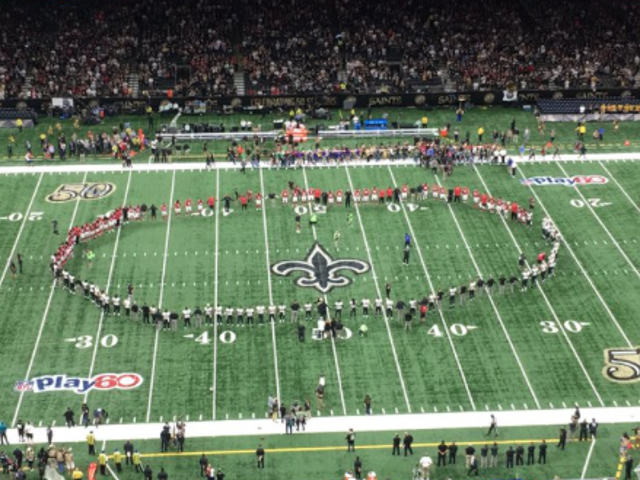 Ovatko Falcons ja Pyhät osoittaneet NFL: lle kuinka kunnioittaa lippua ja protestia?