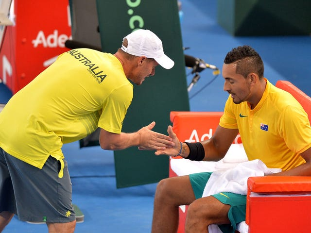 Exasperated Columnist Begs Australia To Please, Please Ignore Nick Kyrgios