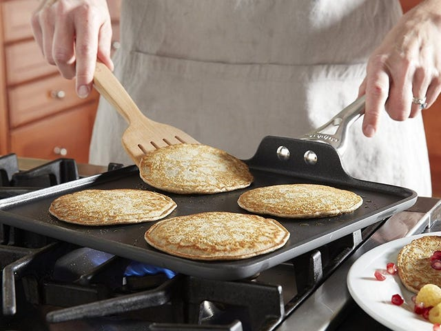 Upgrade Your Griddle Pan to this $31 Calphalon