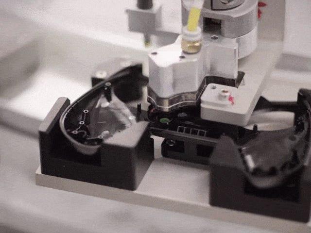 Echa un vistazo a los robots que hacen los controladores de Steam