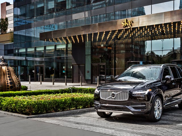 One ChauffeuredVolvo For 83 Apartments: Fight To The Death For Me