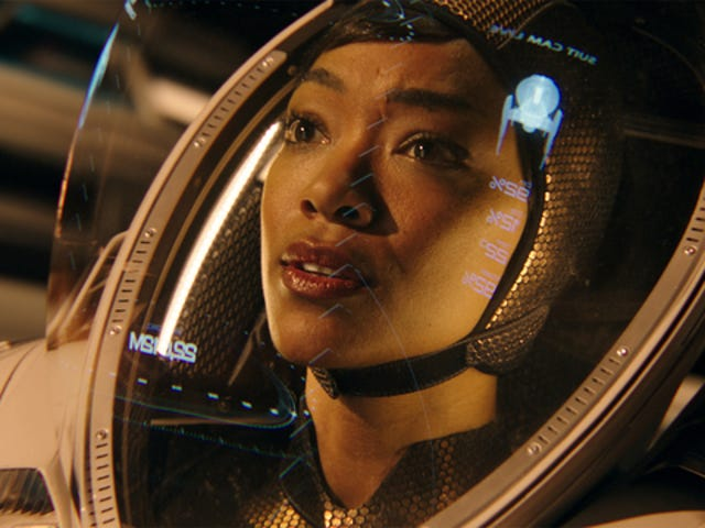 We come in peace - Star Trek: Discovery