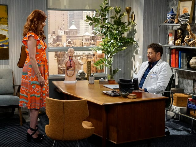 Harry Connick Jr. helps Will & Grace get its groove back