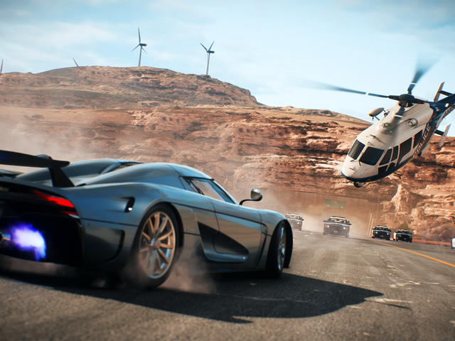 Need For Speed Payback Tries To Do Too Much At Once