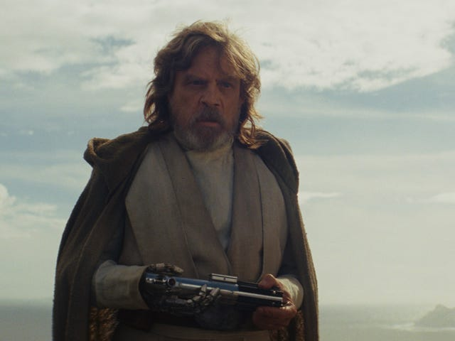 According to Mark Hamill,This Was the Ending of George Lucas' Episode IX