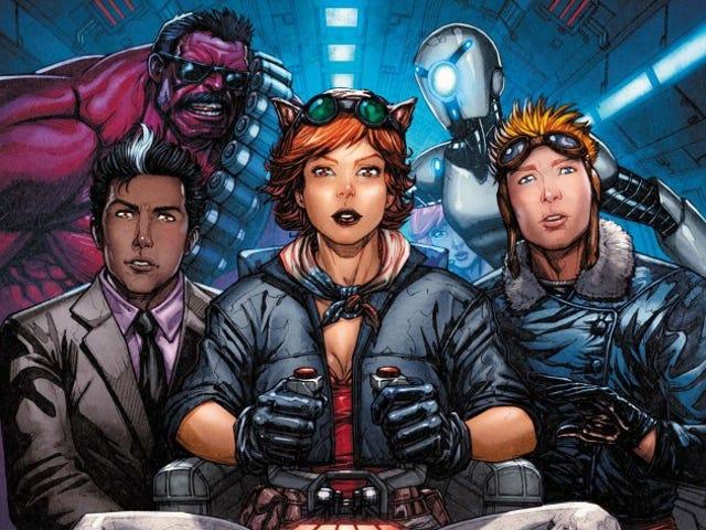 Ada Beberapa Galakan Daripada U.S.Avengers