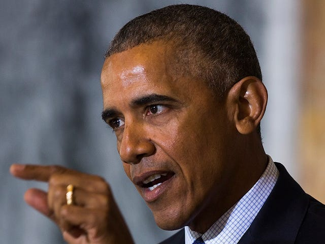 오바마 대통령, 마침내 도널드 트럼프를 새롭게 이끌어 낸다.