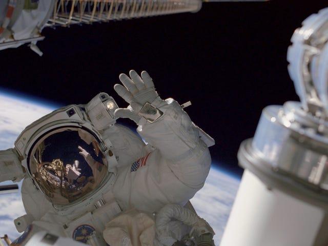新研究表明,宇航员不会因太空辐射而死亡