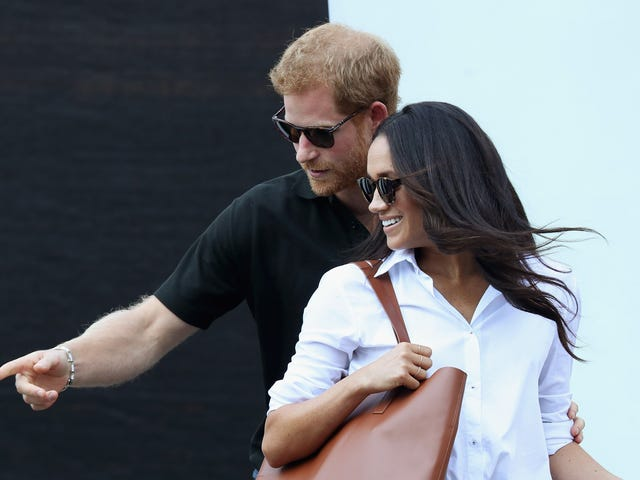 Meghan Markle Reportedly Moving Into Kensington Palace With Prince Harry