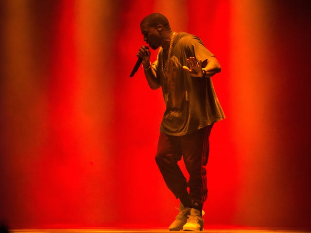 Kanye West Has Been Hospitalized for 'His Own Health And Safety'