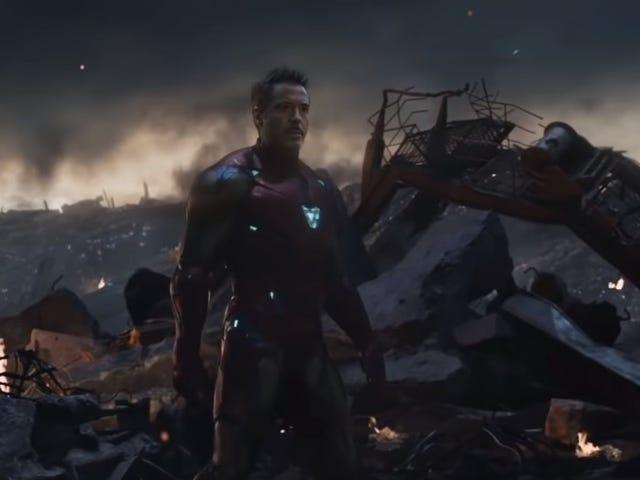 Den beste (og verste) del av <i>Avengers: Endgame</i> er sin respekt for ikke-fans