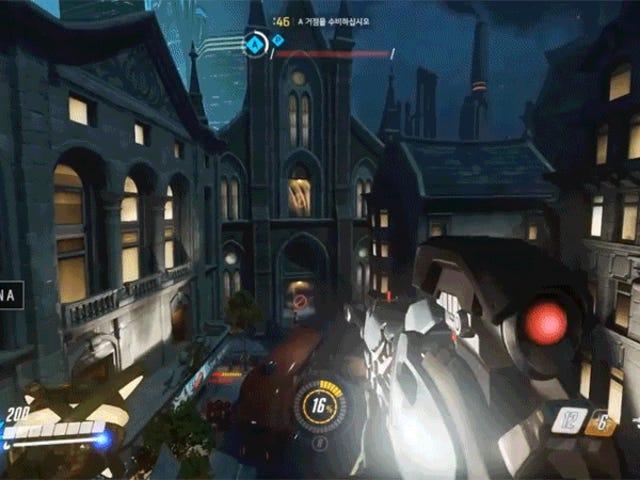 Koreanerne viser, hvordan man spiller <i>Overwatch</i> korrekt