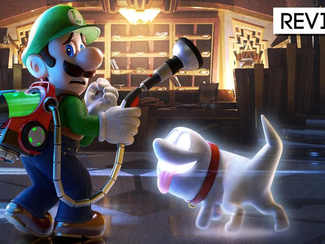 Luigi's Mansion 3 เป็นความสุขที่น่าขนลุกตั้งแต่ล็อบบี้ถึงเพนต์เฮาส์