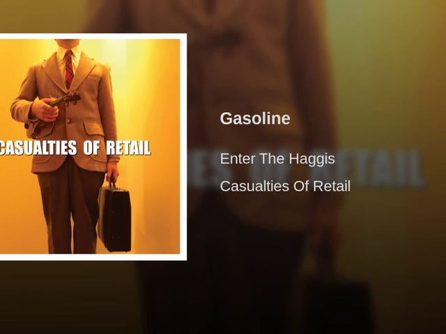 Keep Oppo Eclectic Music ... Gasoline