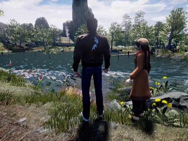 Shenmue 3 Gets 3 Lovely New Work-in-Progress Screens