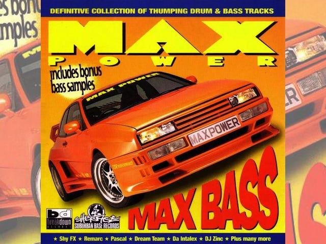 <i>Max Power</i> fue la expresión más grande de la cultura Mod de Trashy Car