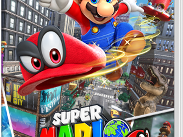 Review ofSuper Mario Odyssey