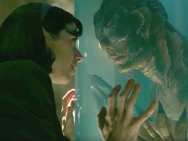 If You Wanted to Know Where <i>The Shape of Water</i>'s Fishman Came From, I Have Bad News<em></em>