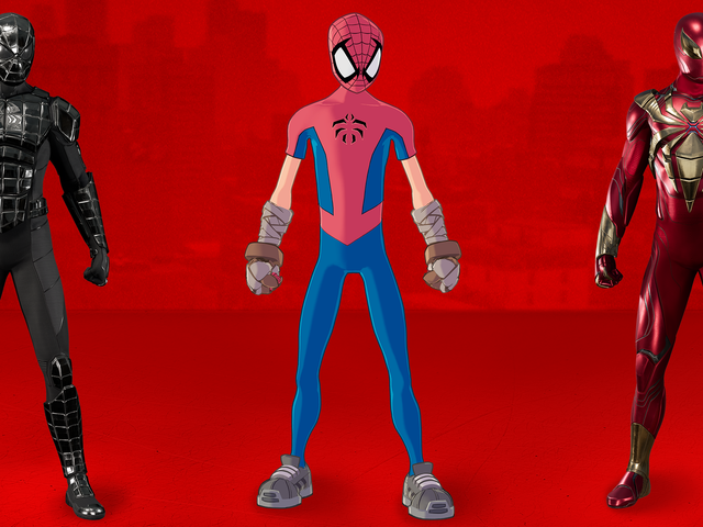 A Brief Guide to the Comics History of Spider-Man PS4's Three New Suits