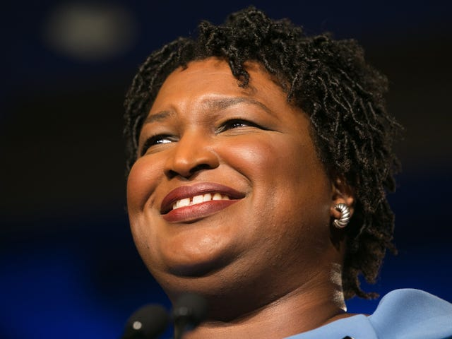 Stacey Abrams' Response to the SOTU Gave a Much-Needed Nod to Black Maternal Health