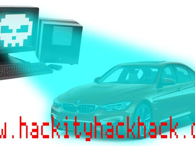 BMW's kunnen nu gehackt worden via een webbrowser