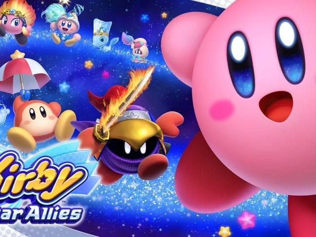 Kirby Talk