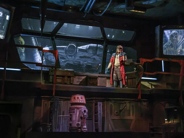 Which Star Wars Experience Would You Like to See Become the Next Ride?