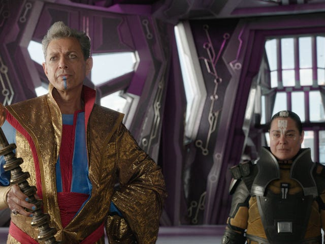 The End Credit Scene of Thor: Ragnarok Could Have Been Something Very, Very Different