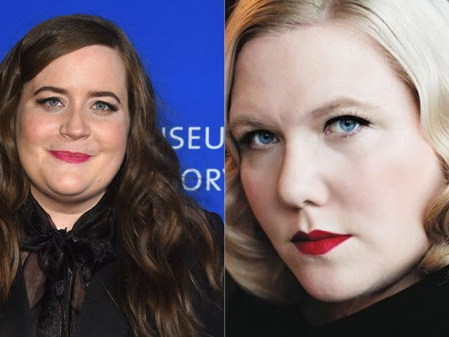 Oh Shit, Aidy Bryant Is Starring in Our Pal Lindy West's Hulu Series