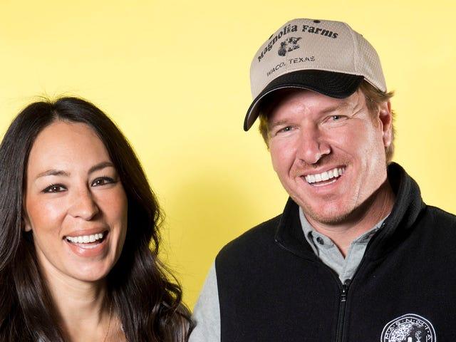 Chip dan Joanna Gaines Menjual $ 6 Setangkai Eucalyptus Palsu di Target