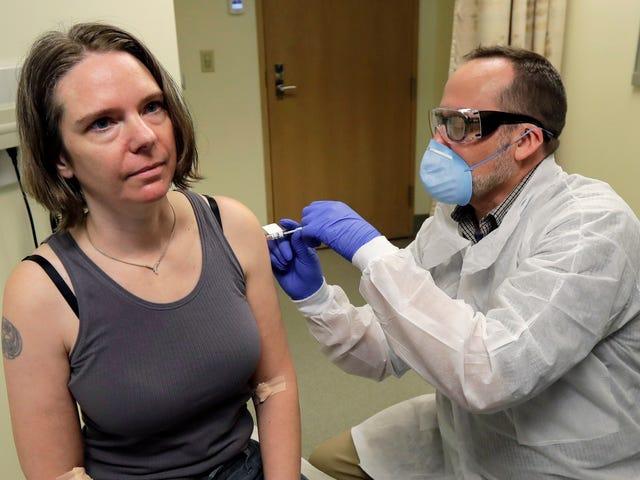 Quão otimistas devemos ser com relação ao primeiro teste de vacina Covid-19?