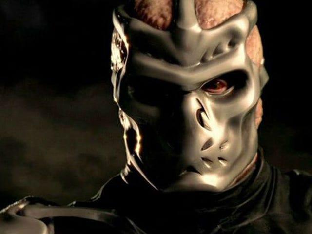 <i>Jason X</i> er alt som gjør <i>Friday the 13th</i> Filmen Flott ... Bare i rommet