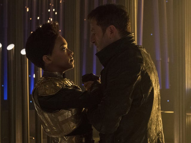 Star Trek: Discovery Offers an Unsubtle, Messy End to Its Mirror Universe Saga
