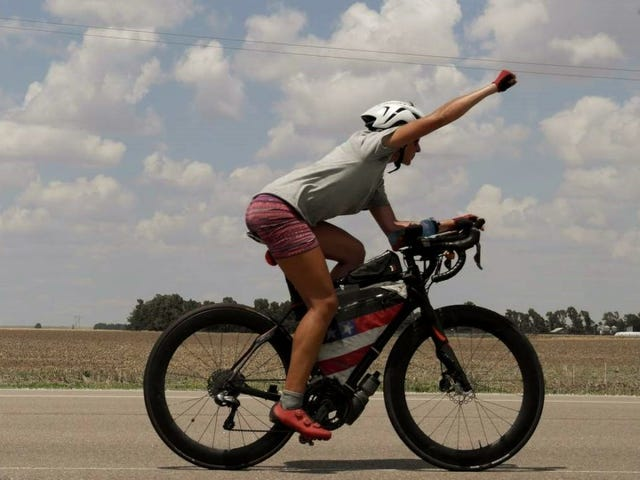 An Interview With Lael Wilcox, the First Woman to Win the Brutal 4,000 Mile Trans Am Bike Race