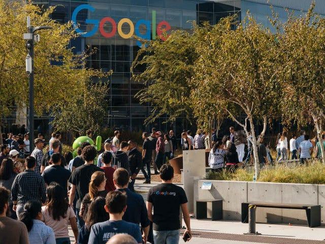 1 000 Google-anställda är sjuka av sina chefers halvt bedömda klimatinsatser