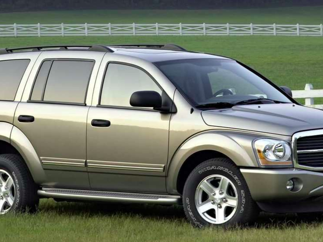 Hot Take: The Second-Generation Dodge Durango Was Uglier Than the Pontiac Aztek