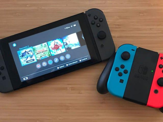 Nintendo está baneando permanentemente a los usuarios que hackean la Switch