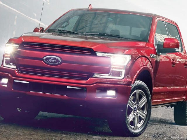 The Hybrid 2021 Ford F-150 Will Be Paired With Base 3.5-Liter V6: Document