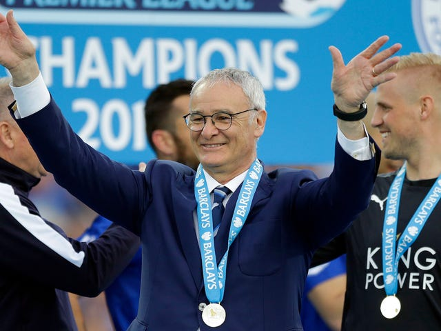 Claudio Ranieri, Everyone's Lovable Soccer Grandpa, Is Here To Save Fulham