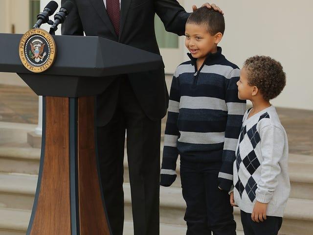 Le président Obama publie le dernier pardon de sa présidence à la Turquie