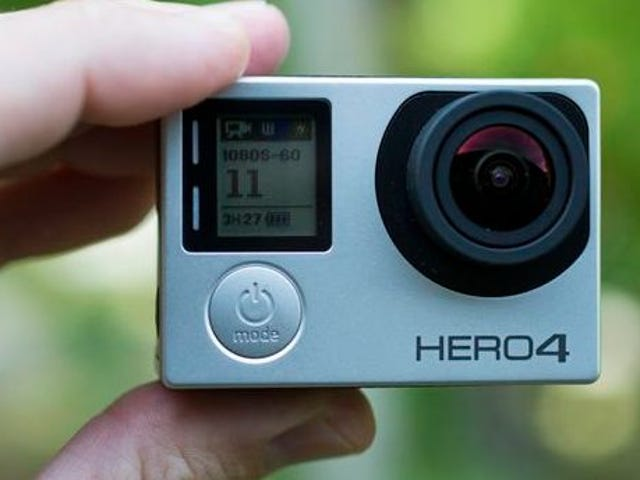 Εξειδικευμένη εμπειρία GoPro: Χρόνος απόσπασης βίντεο