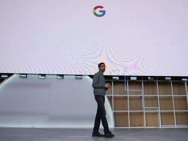 Η περίεργη αλήθεια για την προώθηση της προστασίας προσωπικών δεδομένων της Google