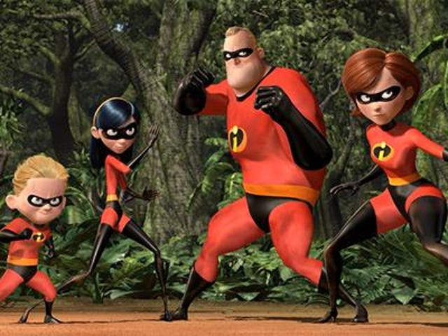 It's Official: The Incredibles is Getting a Sequel!