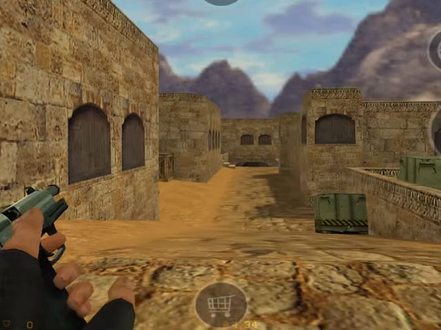 You Can Now Play <i>Counter-Strike</i><i>1.6</i> On Android Phones
