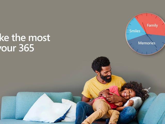 Här är allt du får med ett Microsoft 365-abonnemang
