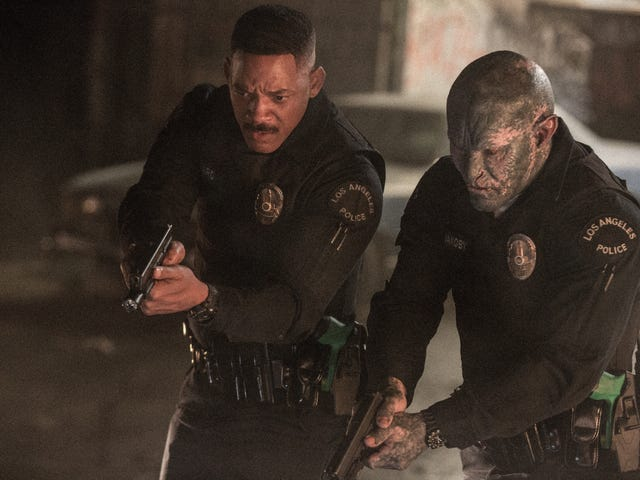 With Bright,Will Smith Misses an Opportunity to Launch a Real Afrofuturistic Revolution