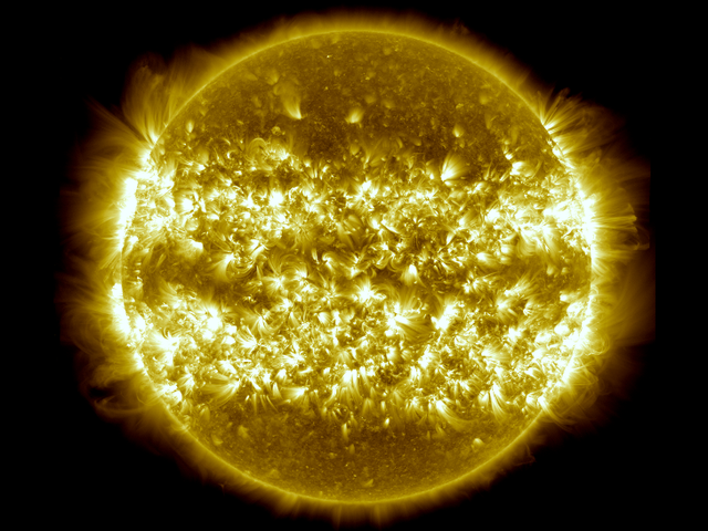 Curious Signal Could Be Dark Matter Pouring From The Sun's Core