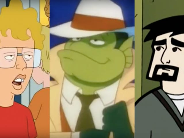 Not ready for prime time: 18 animated series that didn't make it a full season