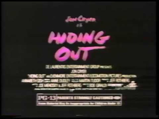 Απόκρυψη (1987)